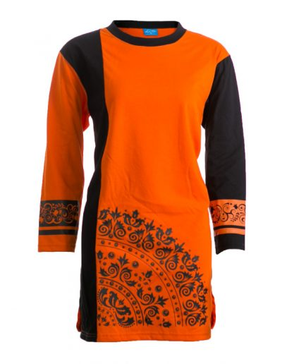 JUTM 5034(Orange/Black)